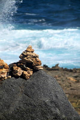 Photograph - Wishing Rocks by Andrea Dale