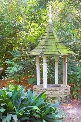 Photograph - Wishing Well. by Richard J Thompson