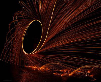 Photograph - Wisk Sparks by Britt Runyon