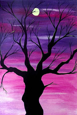 Painting - Witching Hour by Sandy Wager