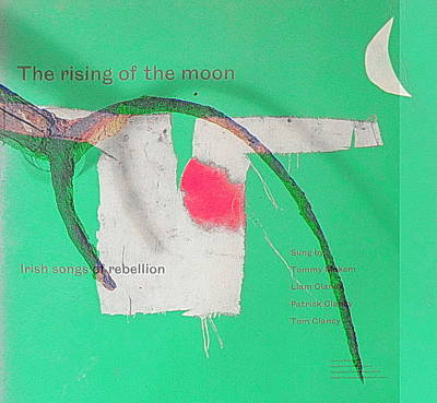 Mixed Media - Songs Of Rebellion by Val Byrne