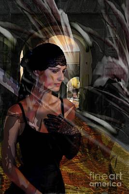 With My Spirit Original by Angelika Drake