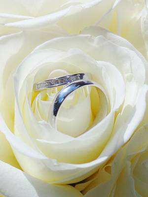 Photograph - With This Ring by Jamie Johnson