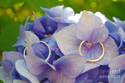 Photograph - With This Ring  by Mindy Bench