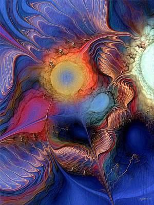 Digital Art - Within You And Without You by Casey Kotas