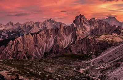 Panorama Wall Art - Photograph - Witnessed Glory by Andreas Agazzi