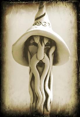 Photograph - Wizard by Regina Arnold