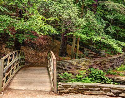 Wolf Creek @ Letchworth State Park Art Print