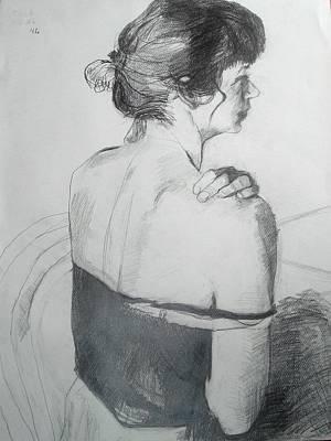 Woman Back Original by Sanja Hasic