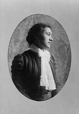 Photograph - Woman, C1900 by Granger