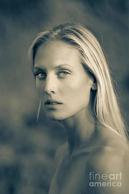 Photograph - Woman I  by Liesl Marelli