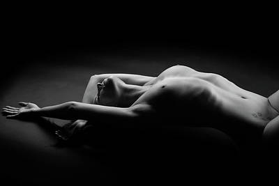 Model Photograph - Woman by Jan Blasko