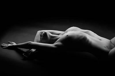 Nudity Photograph - Woman by Jan Blasko