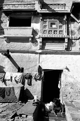 Railroad - Jaisalmer by Dinodia Photo