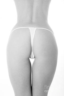 Woman's Backside 2 Print by Jt PhotoDesign