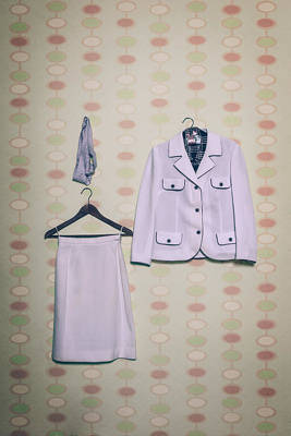 Coat Hanger Photograph - Woman's Clothes by Joana Kruse