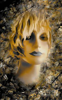 Painting - Women 618-12-13 Marucii by Marek Lutek