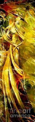 Painting - Women 643-12-13 Marucii by Marek Lutek