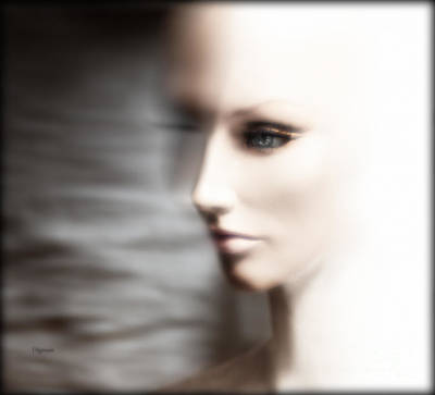 Mannequins Photograph - Women Are From Venus - Men Are Aliens  by Steven Digman