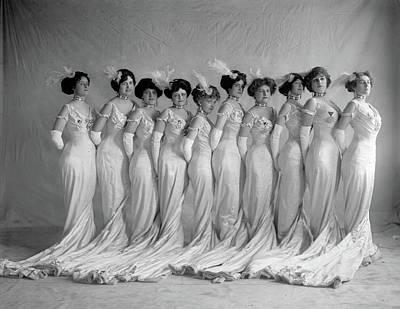 Photograph - Women, C1910 by Granger