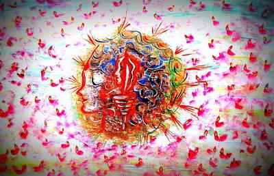 Painting - Women Empowerment by Karunita Kapoor