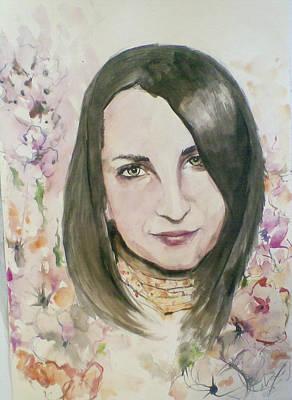 Painting - Women by Vaidos Mihai