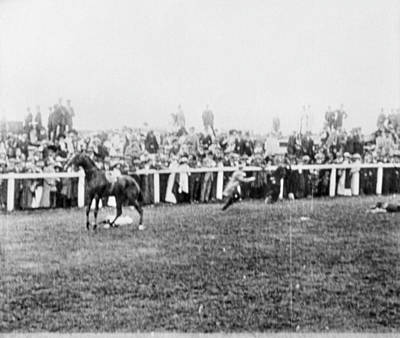 Photograph - Women's Rights Derby 1913 by Granger