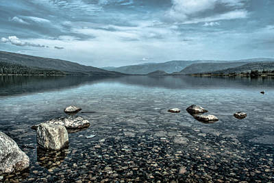 Thomas Kinkade - Wonder Lake Looking North by Thomas Sellberg