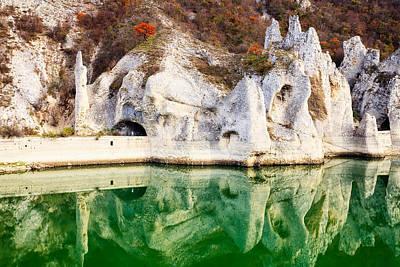 Tsonevo Lake Photograph - Wonderful Rocks by Evgeni Dinev