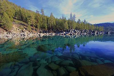 Art Print featuring the photograph Wondrous Waters by Sean Sarsfield