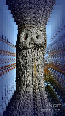 Woo Tree Art Print