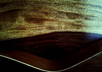Photograph - Wood Body Horizontal  by Isabella F Abbie Shores