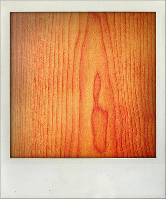 Wood Texture Art Print by Les Cunliffe