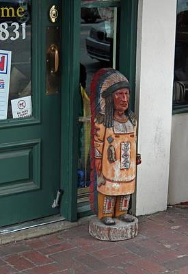 Wooden Chief Original