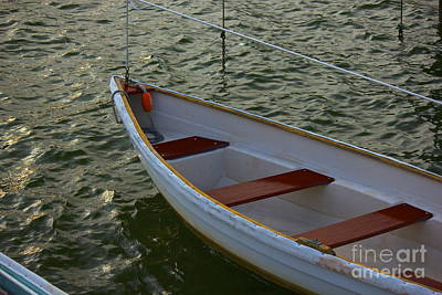 Photograph - Wooden Skiff by Amazing Jules