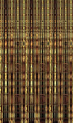 Photograph - Wooden Sticks by Radoslav Nedelchev
