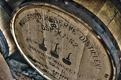 The Rolling Stones Royalty Free Images - Woodford Reserve Distillery Royalty-Free Image by Allen Carroll