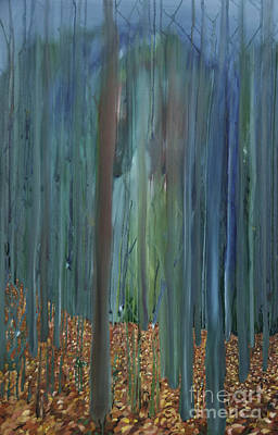 Painting - Woodland Spirit by James Lavott