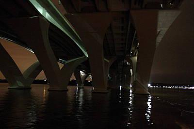 Capitol Photograph - Woodrow Wilson Bridge - Washington Dc - 011329 by DC Photographer