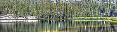 Photograph - Woods Lake 4 by SC Heffner