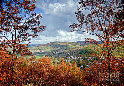 Photograph - Woodstock Vt by Butch Lombardi