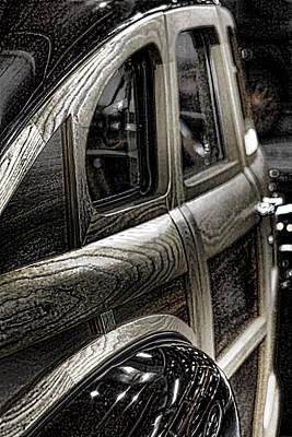 Photograph - Woody II by Brian Davis