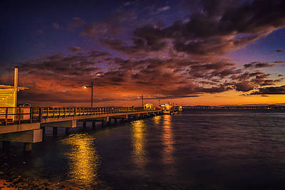 Photograph - Woody Point by Peter Lombard