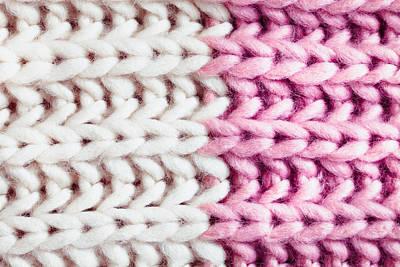 Woolen Photograph - Wool by Tom Gowanlock