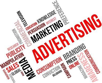 Word Cloud - Advertising Original