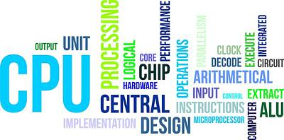 Word Cloud - Cpu Original