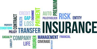 Word Cloud - Insurance Original by Amir Zukanovic