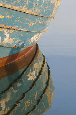Photograph - Work Boat by Steve Myrick