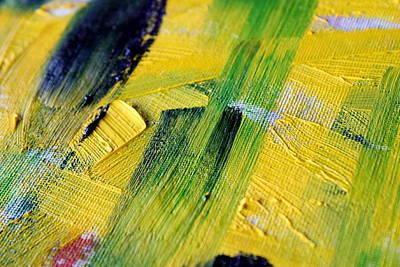 Work In Progress Art Print by Tom Atkins