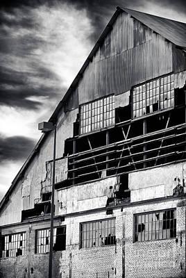 Photograph - Work Shop by John Rizzuto